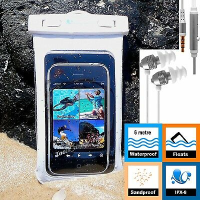 Waterproof Case 6MT SUP Stand Up Paddle Kayak mobile phone Dry Bag - IT FLOATS