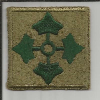 Oversized WW 2 US Army 4th Infantry Division Patch Inv# B216