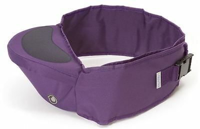 BNIB Hippychick Hipseat - Purple