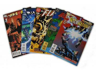 Searchlight Comics 5 Comic Value Pack Gift Bundle Choice (Marvel, DC, Indy)