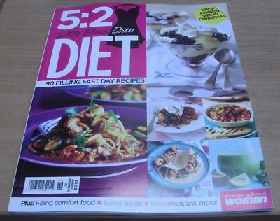 Woman magazine presents 500 Calorie Diet #6: 90 Filling Fast-Day Recipes & more