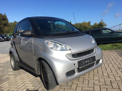 Smart fortwo coupe Basis TÜV 04/19
