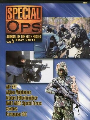 Special Ops, Vol. 8 Journal of the Elite Forces and SWAT Units|Bücher |gebraucht
