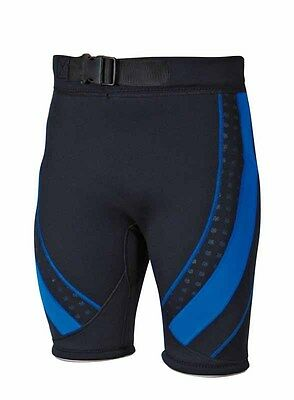 Short néoprène Neo Short Blue Jobe - XS/Junior - 2 mm - Sports nautiques- jetski