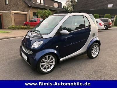 Smart Fortwo Coupe Sunray Autom. Elektr. Panorama Dach