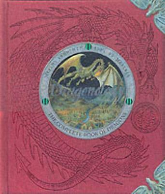 Dragonology: The Complete Book of Dragons (Ology Series) (Hardcov. 9781840115031