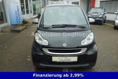 Smart fortwo coupe Basis 2.Hand Scheckheft Klima