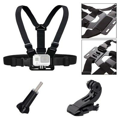 Strap Chest Mount for Gopro hero 5 4 Xiaomi yi 4K Action Camera SJCAM SJ4000