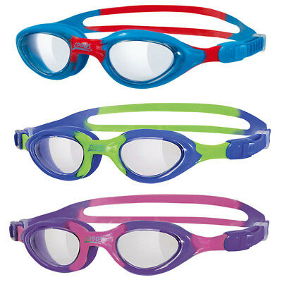 New Zoggs Little Super Seal Kids 0-6 Years Swimming Pool Goggles (300851)
