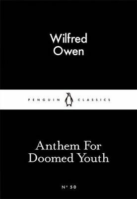 Anthem For Doomed Youth by Wilfred Owen 9780141397603 (Paperback, 2015)