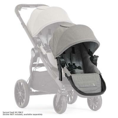 Baby Jogger City Select Lux - Second Seat Kit (Slate) - To Create a Double