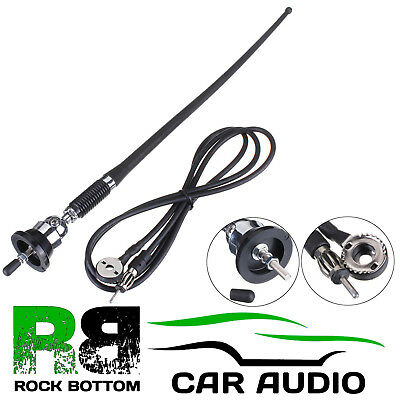 FORD TRANSIT MK7 2006 AM//FM ROOF MOUNT AERIAL ANTENNA MAST /& BASE NEW