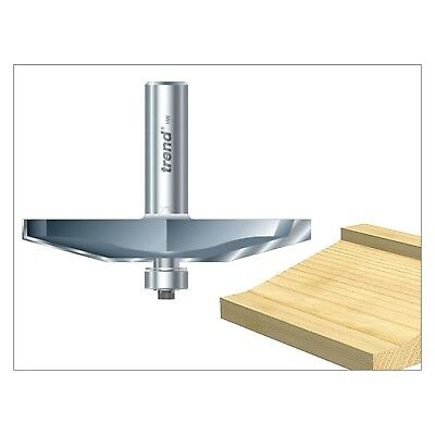 Trend 18/80 x 1/2 TCT Bearing Guided Bevel Panelling 15°