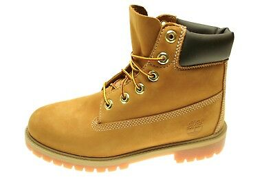 Timberland Boots 6 Inch Premium 12909 Wheat Yellow Boot Gr. 36 - 40
