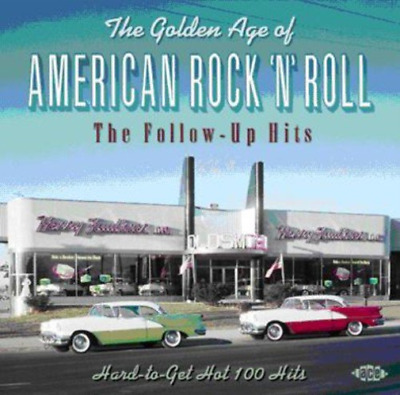 Various Artists-Golden Age of American Rock'n'roll, The - The Follow-up H CD NEU