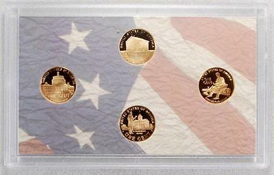 2009-S 4-PC GEM Proof Lincoln Cent Set - Always Best Value @ CherrypickerCoins