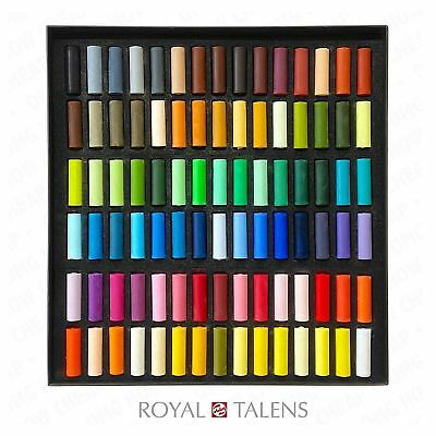 Royal Talens - Rembrandt Extra Fine Soft Pastels - Artist Quality - Set of 90