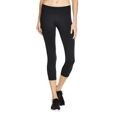Under Armour 8524 Womens Colorblock Mesh Inset Heat Gear Yoga Legging BHFO