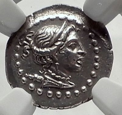 MASIKYTES LYCIA for LYCIAN LEAGUE Ancient Silver Greek Coin ARTEMIS NGC i65208