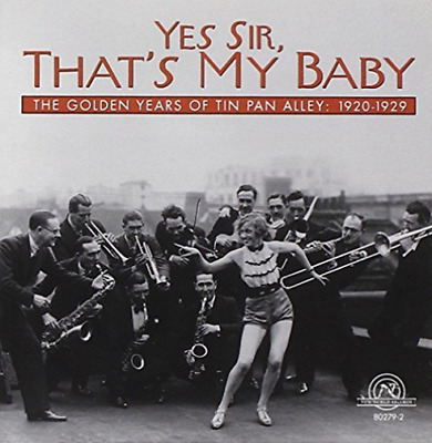 Various Artists-Yes Sir, That's My Baby: The Golden Years of Tin Pan Alle CD NEU