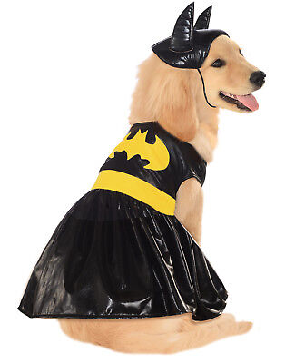 DC Comics Batgirl Pet Dog Cat Superhero Halloween Costume