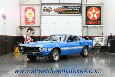1969 Shelby GT350 --