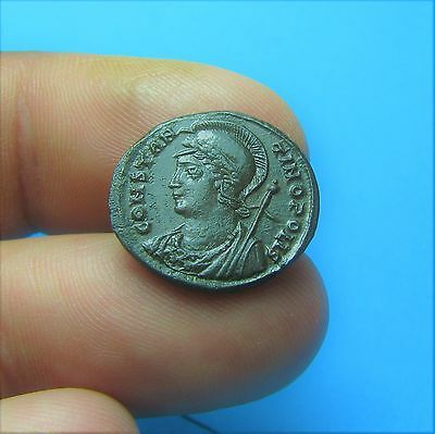 29. Great Constantinople Commemorative Roman coin