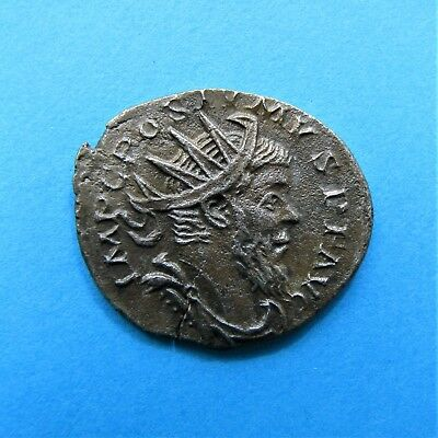 80. Nice Roman coin of Postumus