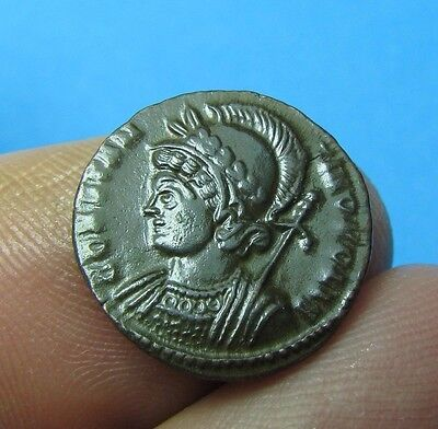 13. Constantinople Commemorative Roman coin