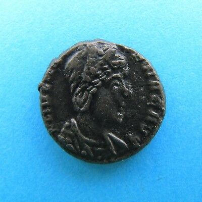 76. Great Roman coin of Helena, Augusta