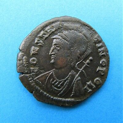 65. Nice Constantinople Commemorative Roman coin