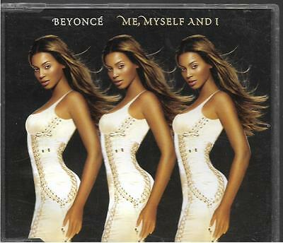 Beyoncé Me Myself And I 2Trk Promo Single Cd