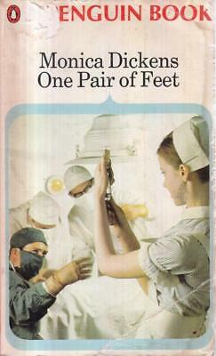 One Pair of Feet - Monica Dickens - Penguin Books - Acceptable - Paperback