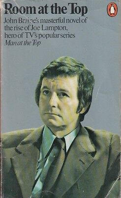 Room at the top - John Braine - Penguin Book - Acceptable - Paperback