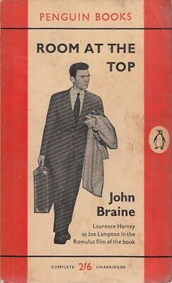 Room at the Top - John Braine - Penguin - Acceptable - Paperback
