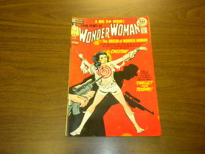 WONDER WOMAN #196 DC Comics 1971