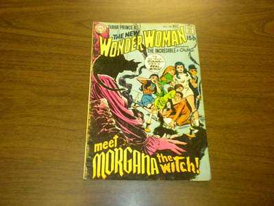 WONDER WOMAN #186 DC Comics 1970