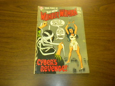 WONDER WOMAN #188 DC Comics 1970