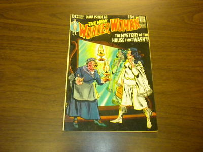WONDER WOMAN #195 DC Comics 1971