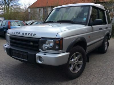 """Land Rover Discovery Discovery Td5"""" Automatik"""" AHK"""