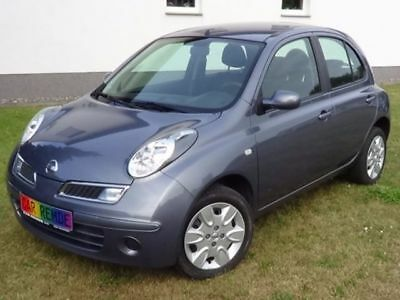 Nissan Micra More*KLIMA*Tempomat*Bluetooth*