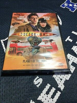 Doctor Who: Planet of the Dead (DVD, 2009)NEW!!!
