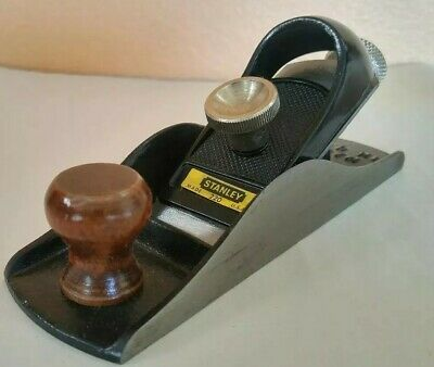 Vintage Stanley No. 220 Block Wood Plane - Nice and Clean