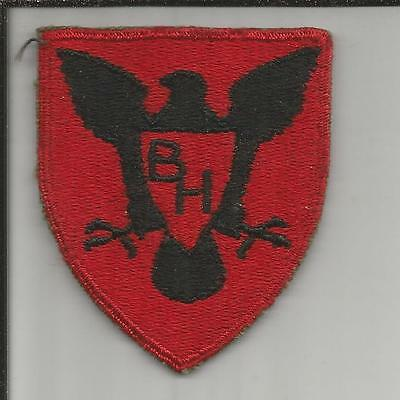 TT415 WW 2 86th Infantry Division Skinny B & H Patch