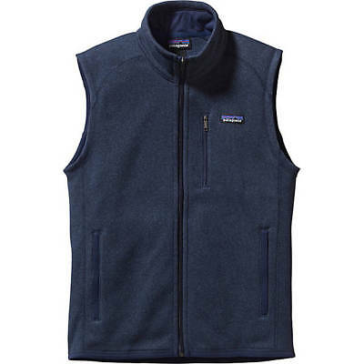 Patagonia Mens Better Sweater Vest - Style #25881 - Classic Navy - Size: Large