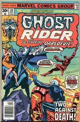 Ghost Rider (Vol. 1) #20 - FN