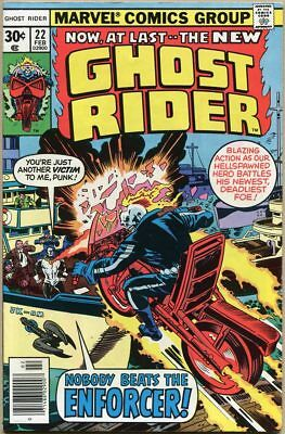 Ghost Rider (Vol. 1) #22 - FN-