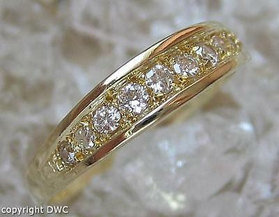 Brillantring Ring Brillanten Brillant Diamond Diamanten in aus 585 Gold Gr. 57