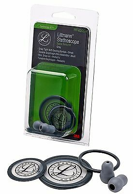 3M 40004 Littmann Stethoscope Spare Parts Kit for Cardiology III Gray