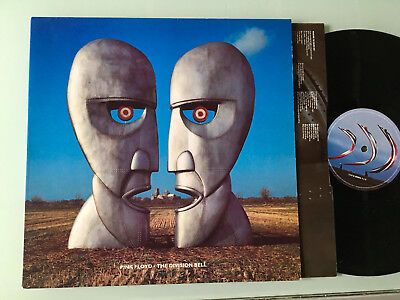 LP PINK FLOYD The Division Bell UK EMI 1994 1st pressing NM